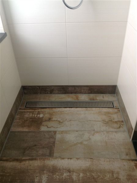 Badkamer Tegels Hout : Badkamer met stoomdouche eago dz f hornbad ...