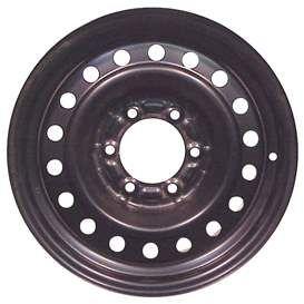 Toyota 4 Runner Steel Wheel 18 Hole 6x5 5 Lug 12x1 5 Pattern 59 Each Toyota 4runner 4runner Toyota