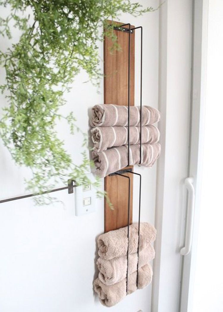 Narrow Storage Shelves for Small Bathrooms – Best Small Bathroom Storage Ideas: …