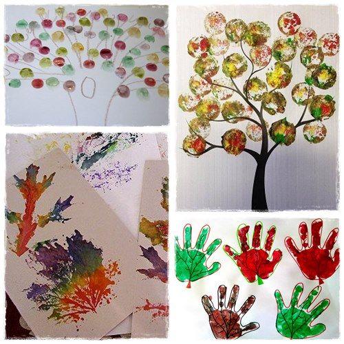 34 Bricolages Dautomne Faire Avec Les Enfants