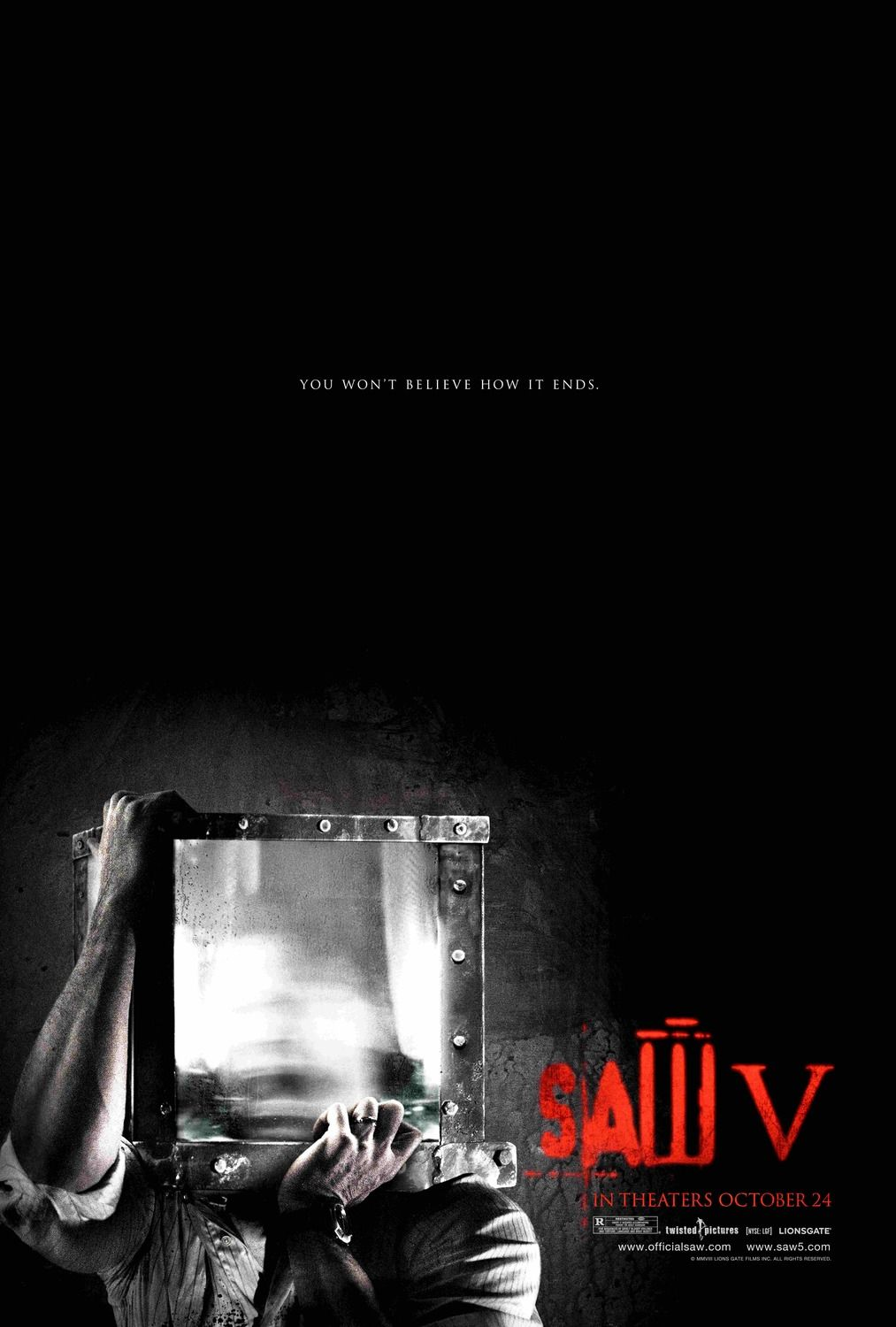 Pin By Robert Zelayandia On Movie Posters Saw V Movie Posters Human Photography