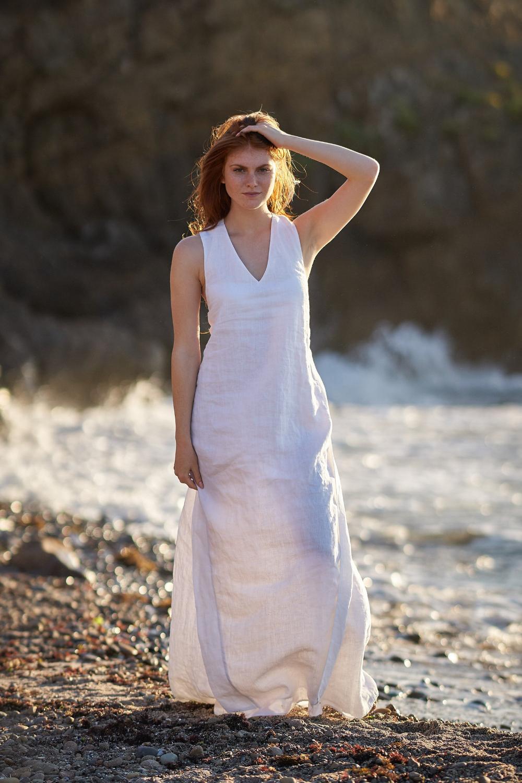 Summer Linen Dress White Maxi Dress Linen Clothing For Etsy In 2021 White Maxi Dresses White Maxi Linen Dresses [ 1500 x 1000 Pixel ]