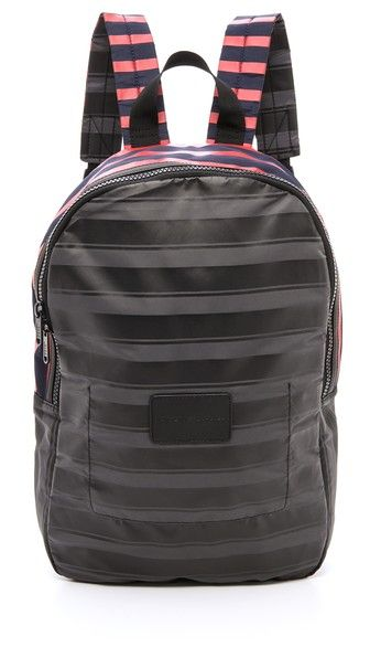 Marc by Marc Jacobs Combo Stripe Packable Backpack