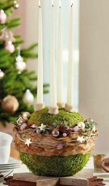 Adventskrans De Wemelaer Kerstbloemstukken Adventkrans Kerst Bloemstukken
