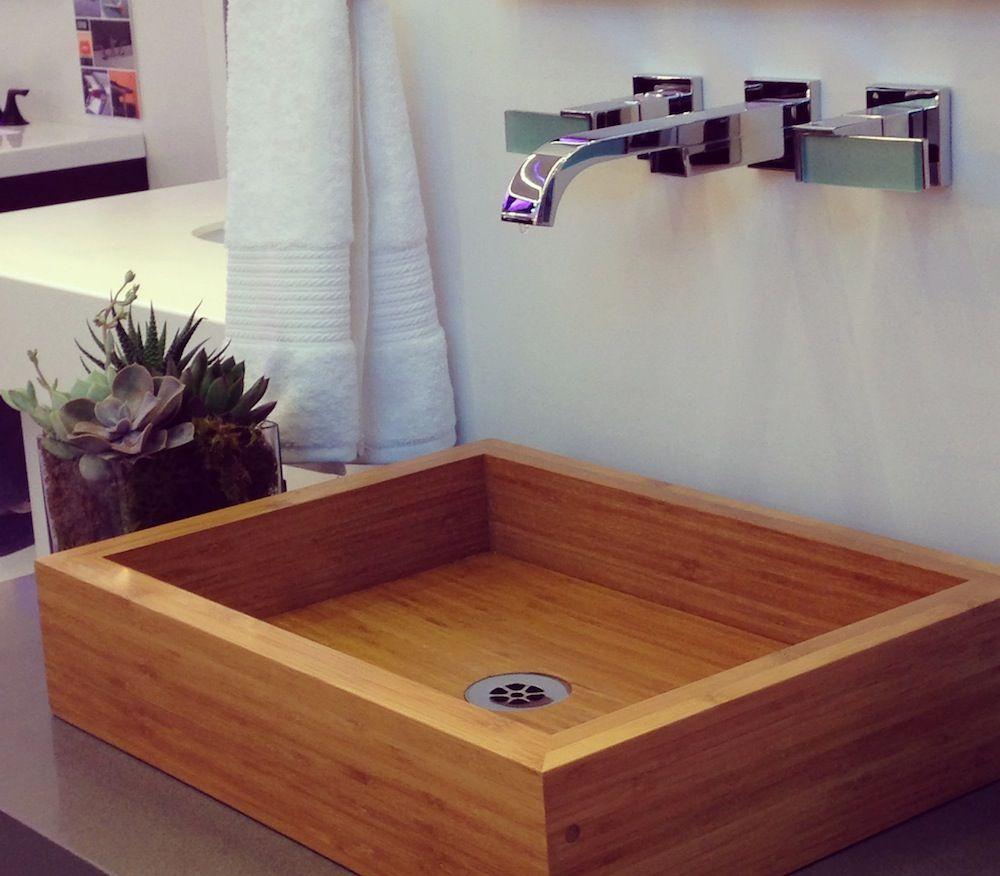 Kbis Bathroom Sink Materials Natural Wood Bathroom Sinks