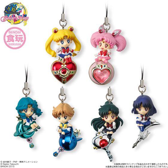 Sailor Venus Part.1 Bandai Sailor Moon Twinkle Dolly