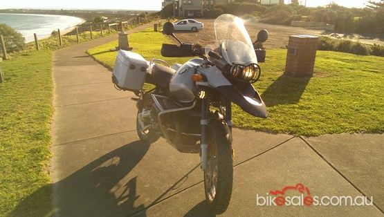 2003 Bmw R 1150 Gs Adventure Trip Bike