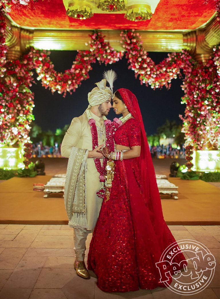 Every Gorgeous Photo From Nick Jonas Priyanka Chopra S Wedding Celebrations Priyanka Chopra Wedding Indian Wedding Photography Celebrity Weddings