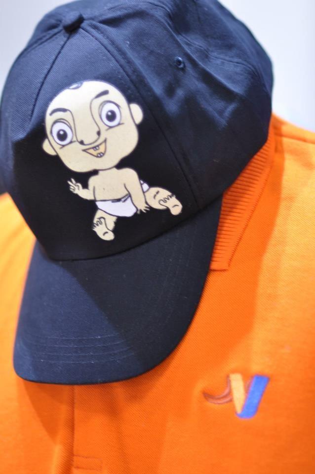 Cute hat! #Pippo