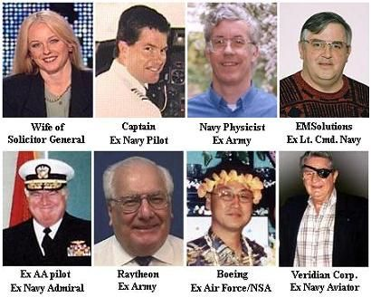 Some of the Passengers of Flight 77   9/11   Airline flights