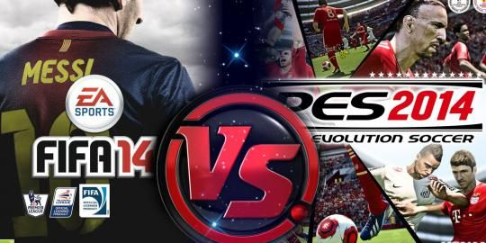 Konami kembali memanaskan persaingan antara PES 2014 dengan rival utamanya FIFA 14 dengan memutuskan untuk meluncurkan PES 2014 pada 24..
