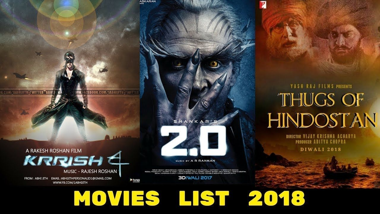 25 Upcoming Bollywood Movies List 2018 Bollywood Mega
