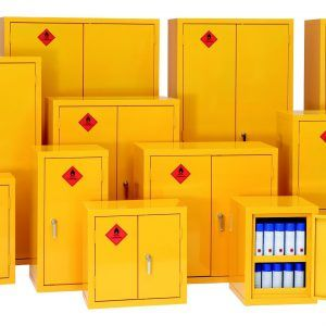 Hazardous Chemical Storage Cabinets