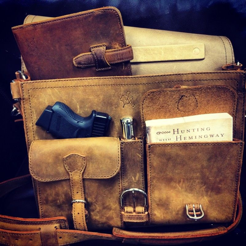 Thin Front Pocket Briefcase| Saddleback Leather Co. | the ... Saddleback Leather