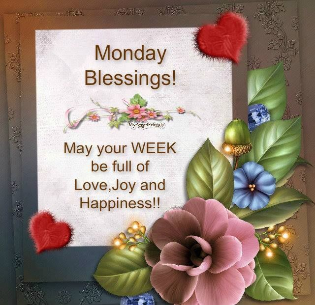 Monday blessingsgood morning good morning pinterest monday blessingsgood morning m4hsunfo
