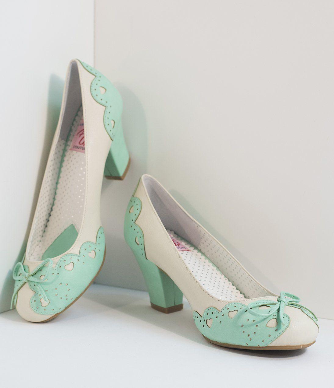 Vintage Shoes, Vintage Style Shoes