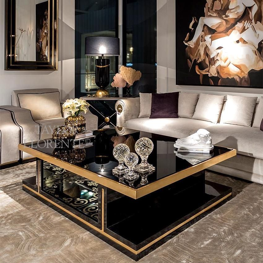 Contemporary Black And White Leather Coffee Table W Black Glass Table Top In 2021 Leather Coffee Table Buy Modern Furniture Coffee Table Design Modern