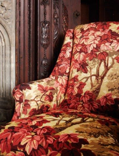 ZOFFANY RICHMOND PARK FABRIC £84 | Wallpaper | Pinterest | Fabrics ...