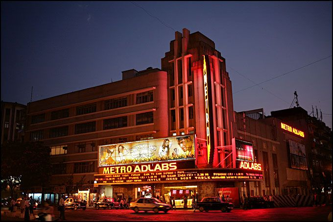Image result for metro big cinemas mumbai