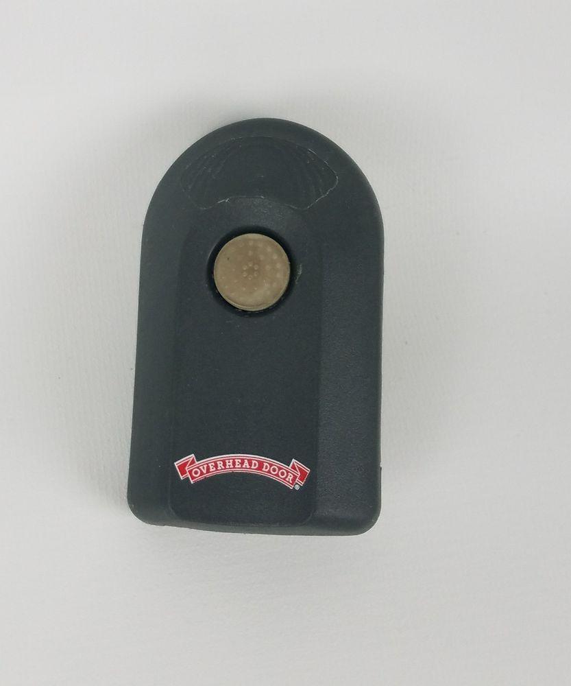 Overhead Door Codedodger Acscto Type 1 Garage Door Opener Remote