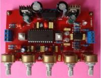 LM4610 + NE5532 preamp LM4610 tone control Board with loudness