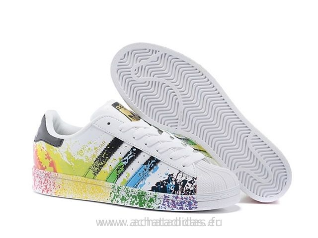 adidas enfant superstar fille