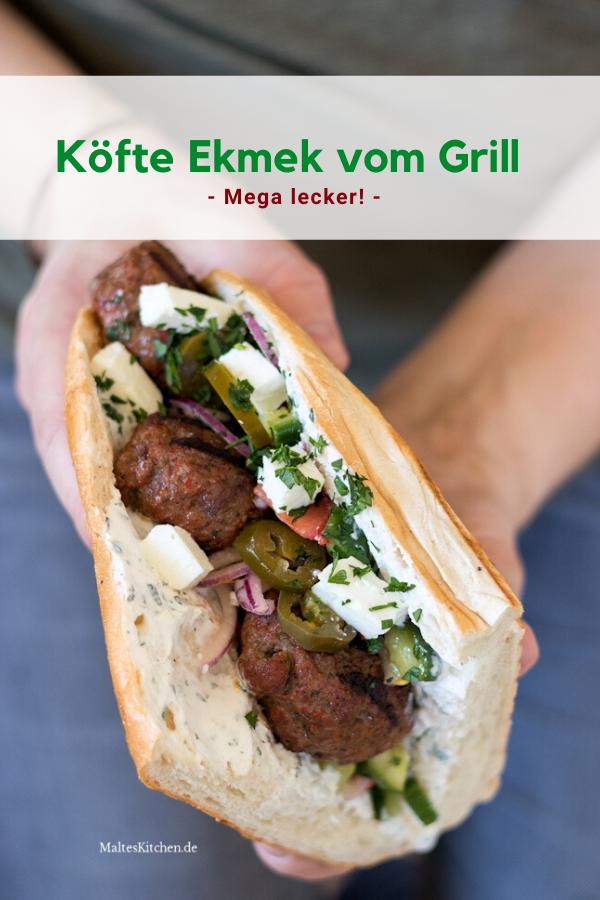 Photo of Köfte Ekmek vom Grill