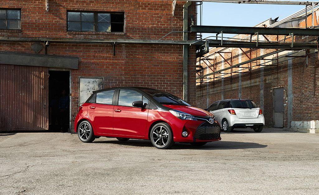 2016 Toyota Yaris Let's explore your world Yaris, Best