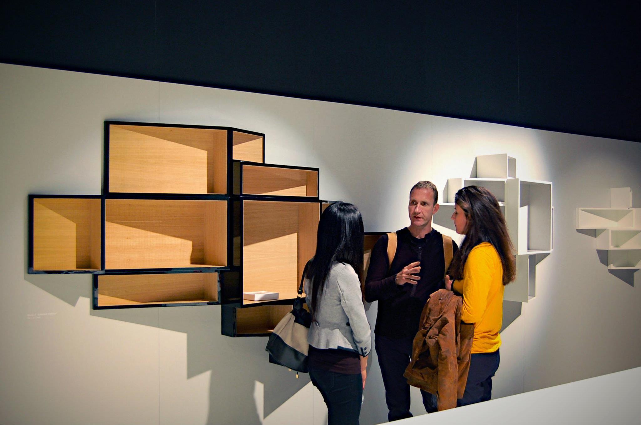 SheLLf + Ka Lai Chan + Neuland   Kristalia #kalaichan #interiordesign  #indoorfurniture