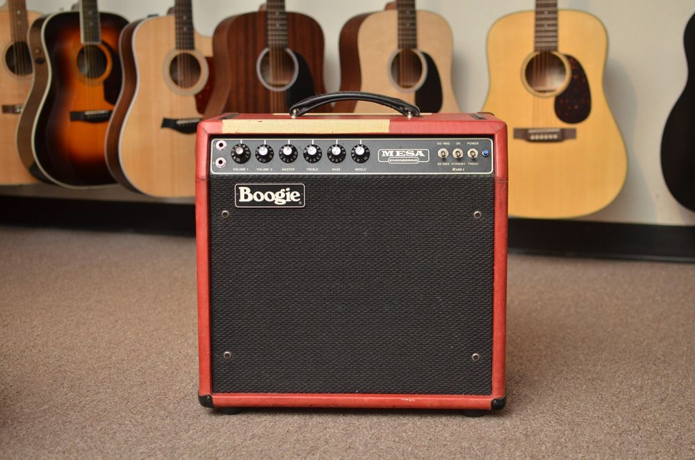 Mesa Boogie Mark I Combo Original Handwired (Pre-Owned) (Jorge Santana Collection)