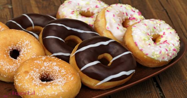 وصفات حلويات طريقة عمل الدونات من بيت الدونات بسهولة Donut Recipes Doughnut Doughnuts