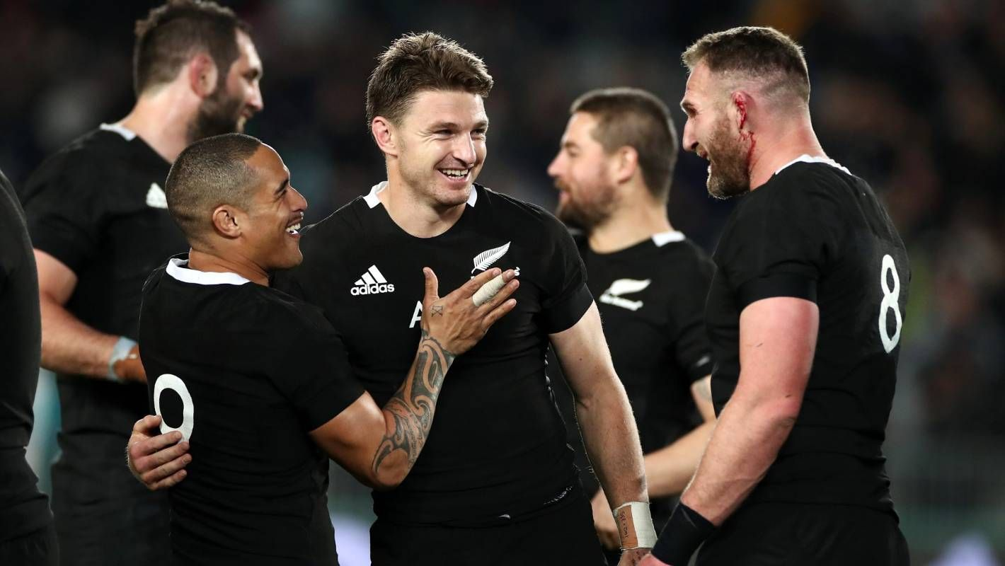 Steve Hansen S Men Will Be Able To Peak At The Right Time But Eddie Jones And England Can Forget About Winning The Rugby World In 2020 Rugby World Cup All Blacks Rugby