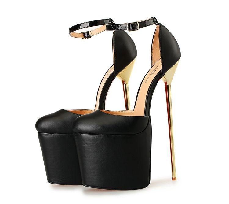 74b9913d6 polever - ultra high platform stripper heels 22cm heel 9inches Stripper heel  exotic shoes