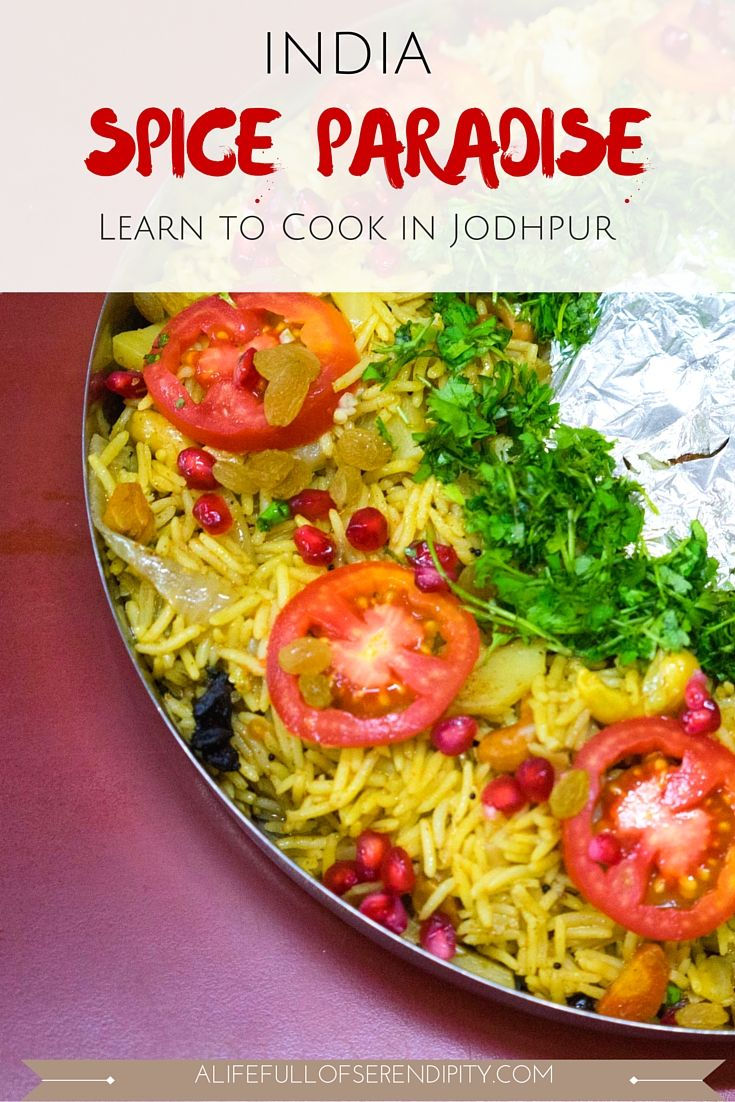 More than a cooking class reethas spice paradise in jodhpur cooking class in india learn to cook indian food cooking class in jodhpur rajahstan if there is only one activity you want to book while you are forumfinder Images