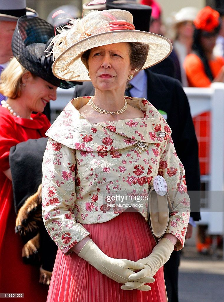 Princess Anne, The Princess Royal attends day 2 of Royal ...