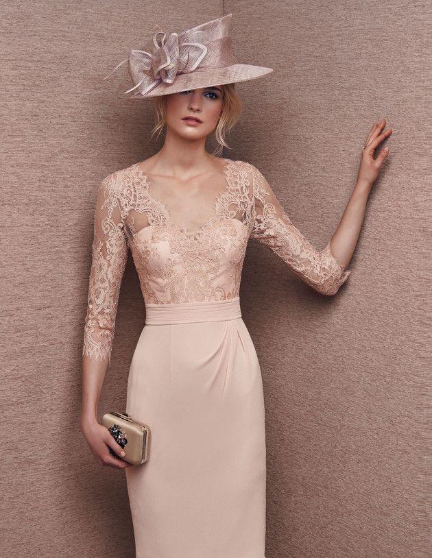 Vestido de tul, con escote corazón | Matrimonio Bele | Pinterest ...