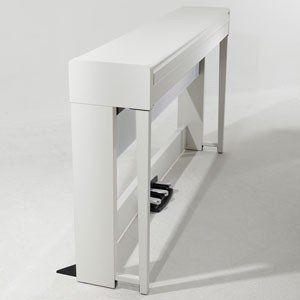 コルグ 電子ピアノ(ホワイト)(専用スタンド&ヘッドホン付き) KORG C1 Air C1-AIR-WH 返品種別A