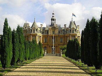 Halton House, Inglaterra