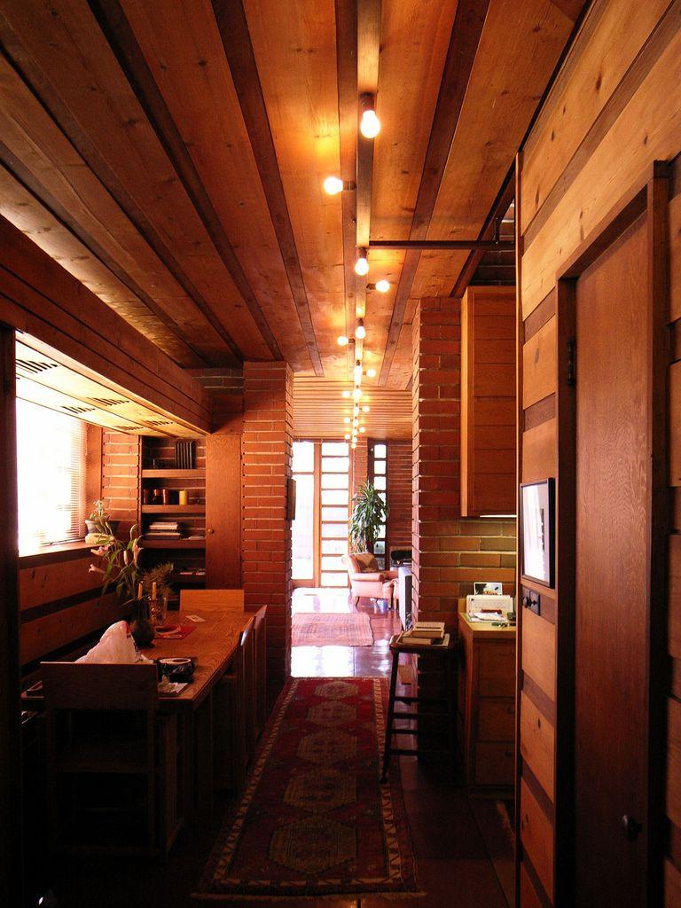 Jacobs House Frank Lloyd Wright Lloyd Wright And Usonian