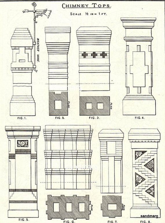 Victorian Architecture With Its Quirky Diversity And Exuberant Ornamentation Continues To Exert A Strong Influe Victorian Architecture Brick Decor Architecture
