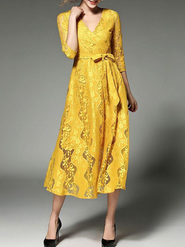 dress170109601_2 (com imagens)   Vestidos, Look, Roupa gira