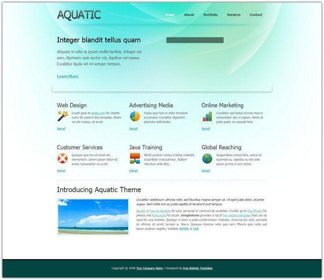 Großzügig Dreamweaver Website Vorlagen Kostenlos Bilder - Entry ...