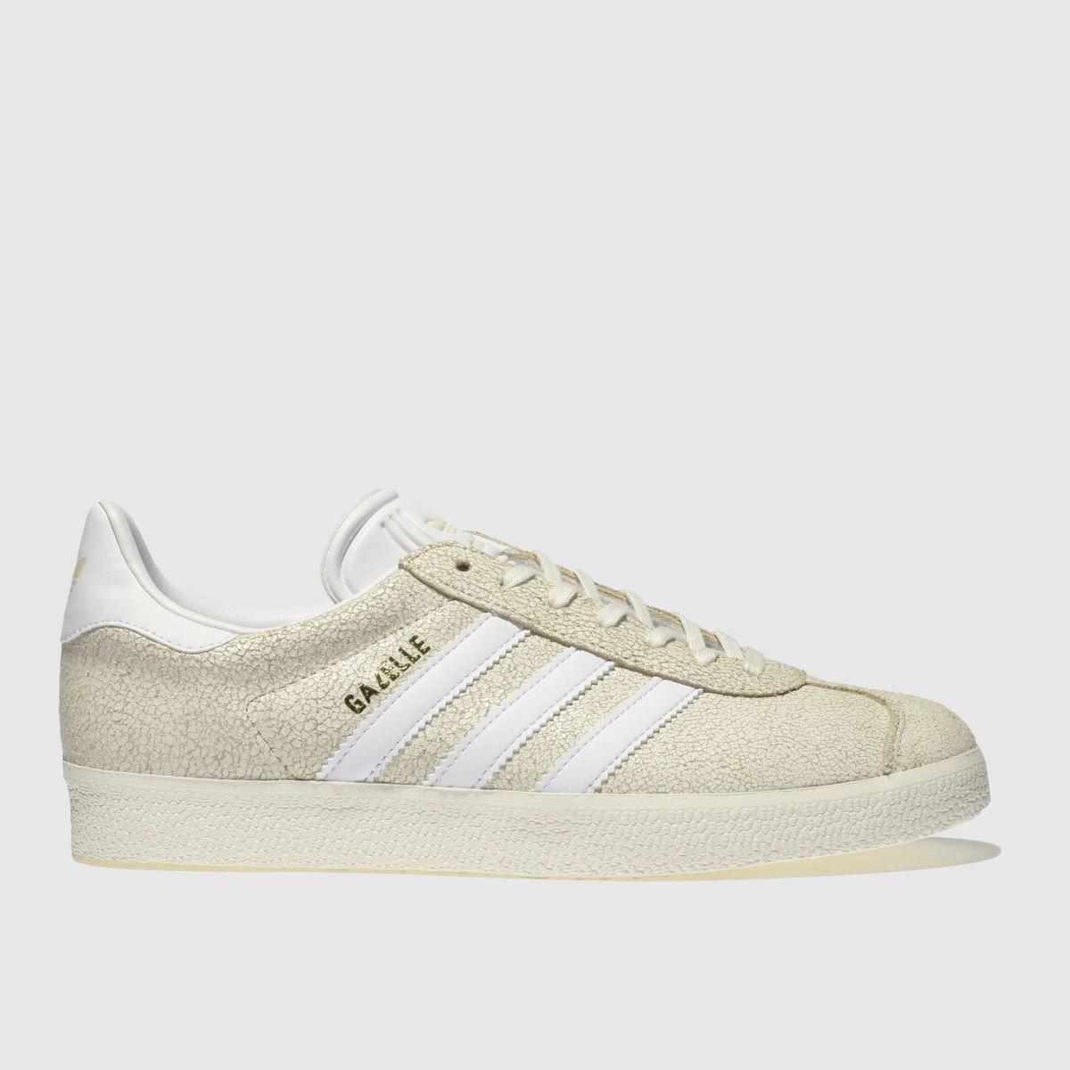 online store 0db1c e964f womens stone adidas gazelle trainers   schuh