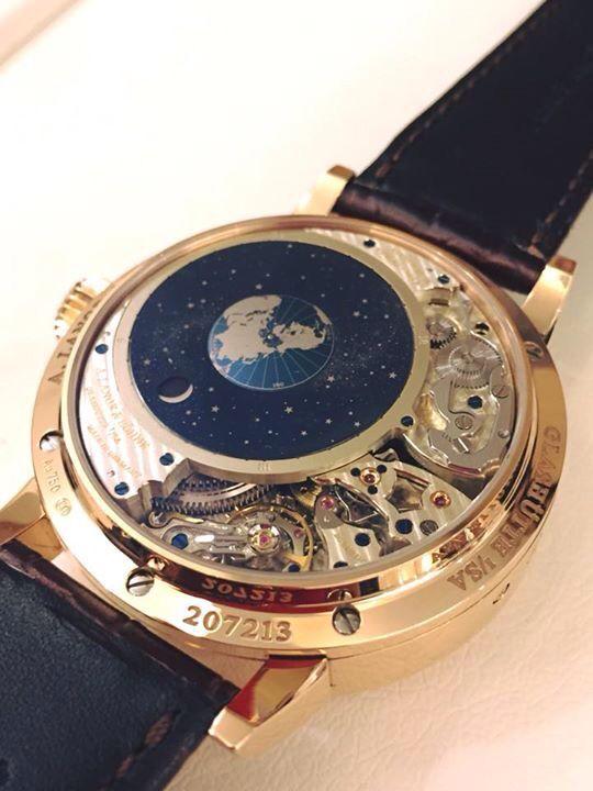 A. Lange & Söhne watch
