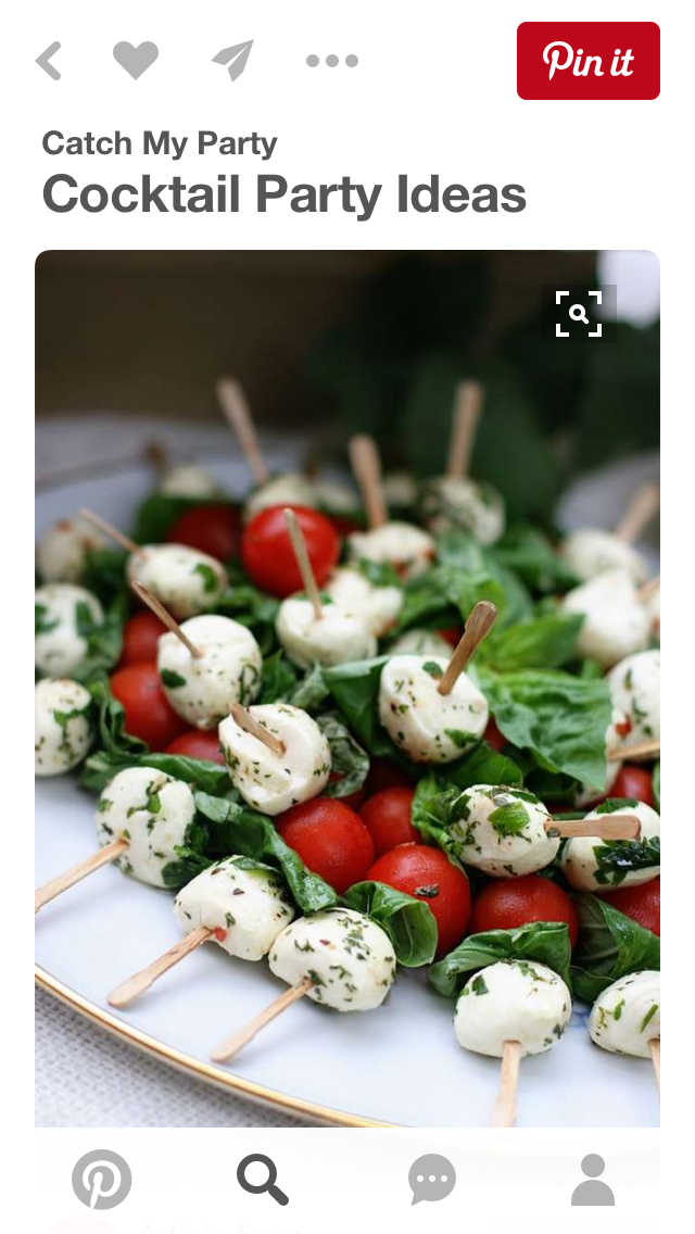 Pin by roseann conetta civil on baby shower t20 pinterest salad 30 holiday appetizers recipes for christmas and new year dinner christmas celebrations forumfinder Image collections
