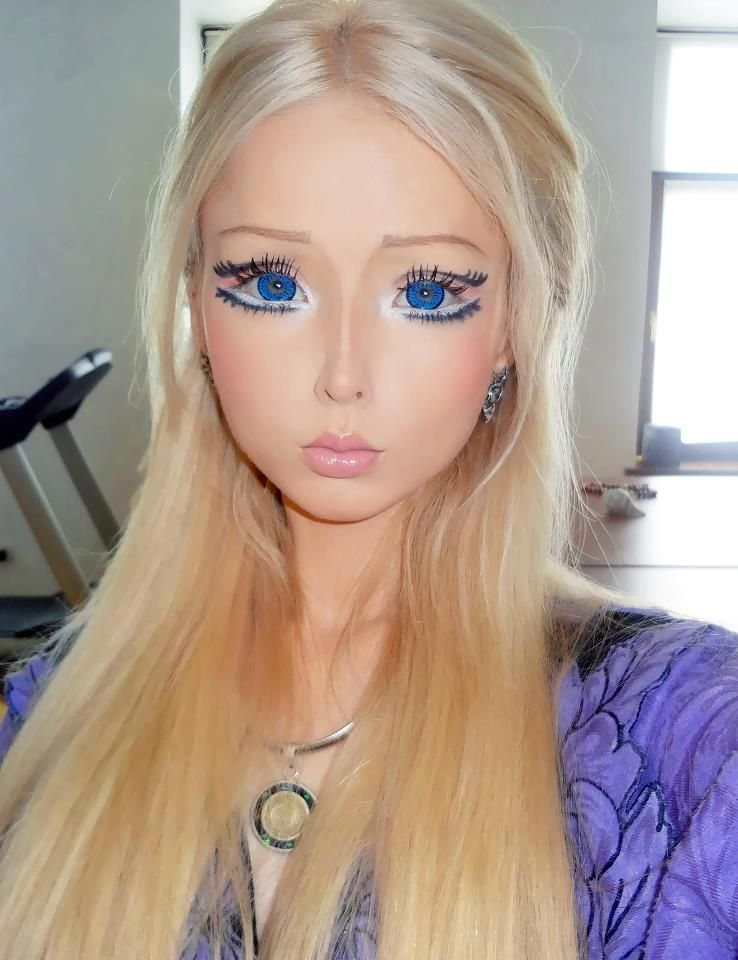 life barbie Real