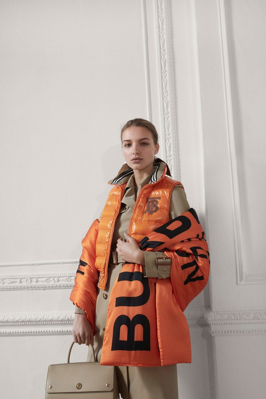Burberry PreFall 2019 Fashion Show Fashion, Winter