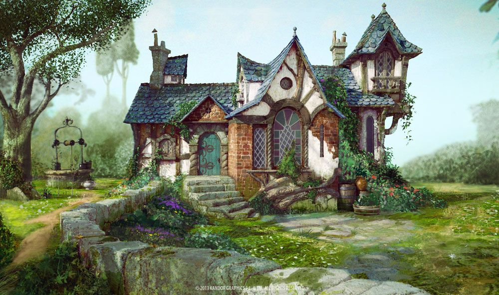 Pin By Fizzy Matente On Concept Art Fantasy House Fantasy Landscape Environment Concept Art
