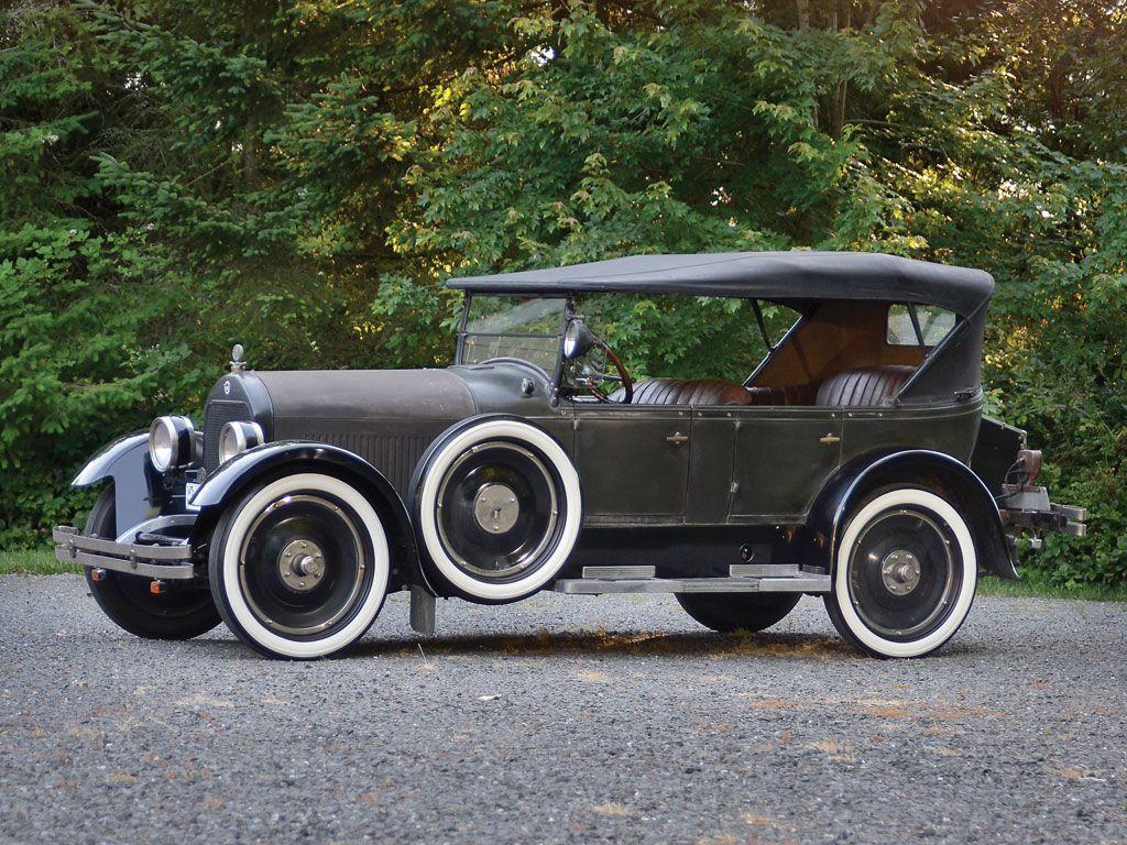 1924 stutz special six tourabout