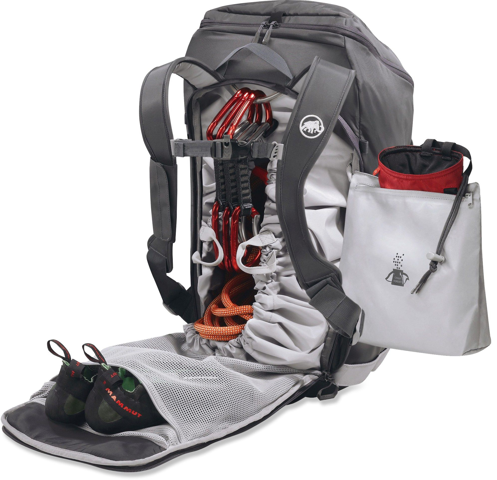 Mammut Neon Gear 45 Pack | Neon and Free shipping